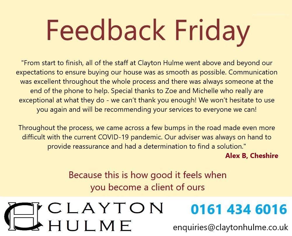 feedback-friday-29th-january-21